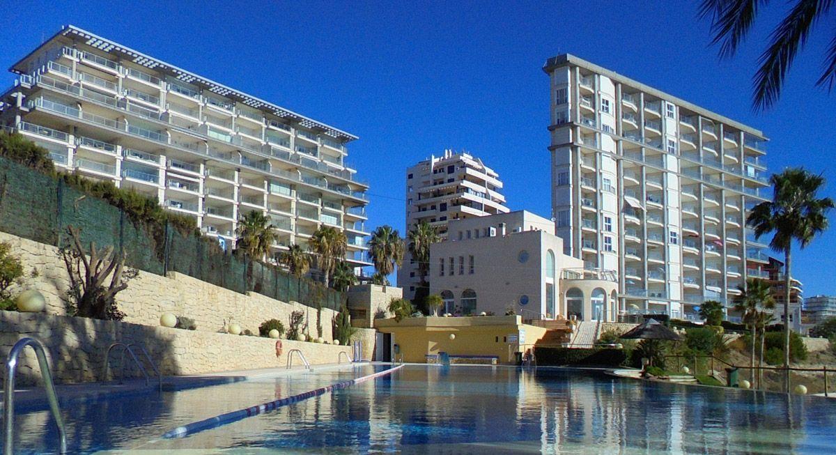 Marina Habitat Inmobiliaria Calpe - Residencial Paradero de Ifach - Foto2