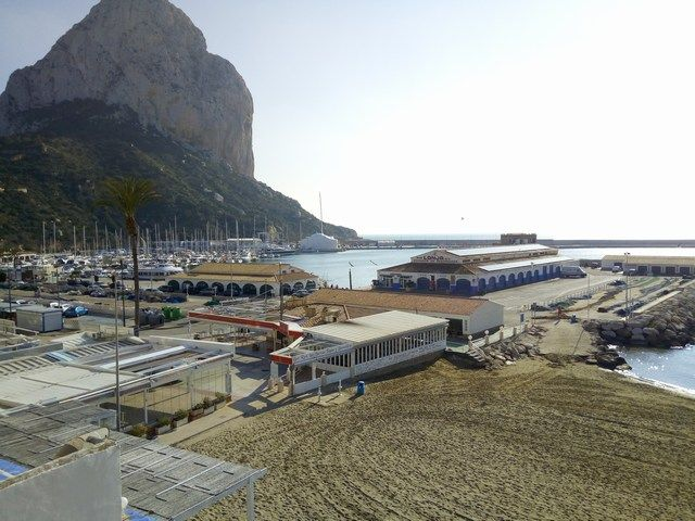 CALPE PORT AREA APARTMENT- VPO19